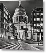 St Paul's London Metal Print