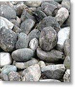 Stonescape Metal Print
