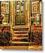 Store Front Metal Print