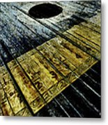 Strings Attached  Metal Print