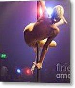 Strippers Club  Metal Print