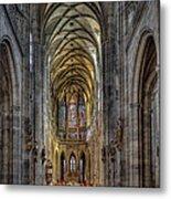 St.vitus Cathedral Metal Print