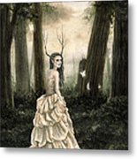 Summer Haze Metal Print