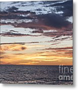 Sunrise Over The Sea Of Cortez Metal Print