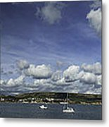 Swanage Metal Print