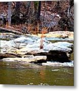 Sweetwater Creek Metal Print