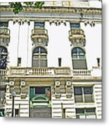 Tacoma Elks Club Metal Print