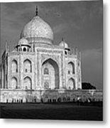Taj Mahal - India  Metal Print