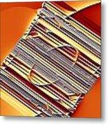 Tapestry Metal Print by Mike Turner