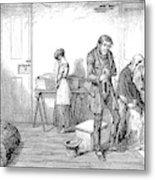 Temperance Movement, 1847 Metal Print