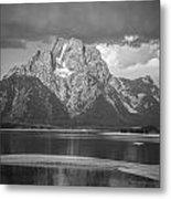 Teton National Park Metal Print by Oleksii Khmyz