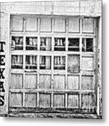 Texas Junk Co. Metal Print