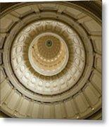 Texas State Capitol, Austin Texas - Metal Print