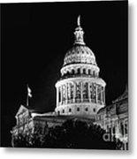 Texas State Capitol 2 Metal Print