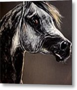 The Arabian Horse Metal Print