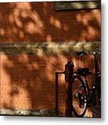 The Bike  Metal Print