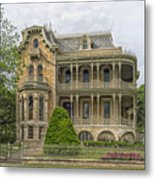 The Bremond House Metal Print