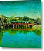 The Bridge 13 Metal Print