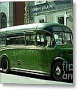 The Connemara Bus Metal Print