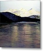 The Deepening Day  Metal Print