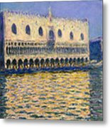 The Doges Palace Metal Print