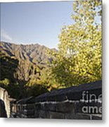 The Great Wall 1064 Metal Print