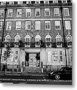 the harley street clinic private hospital London England UK Metal Print