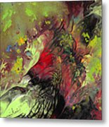 The Heart Of Nature Metal Print