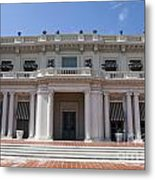 The Huntington Library House And Art Gallery Metal Print