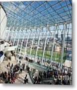 The Kauffman Center For Performing Arts Metal Print
