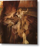 The Lament For Icarus Metal Print