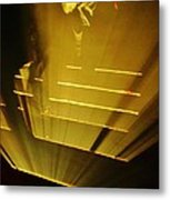 The Light... Metal Print
