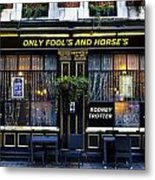 The Only Fool's And Horse's Metal Print