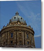 The Radcliffe Camera Metal Print