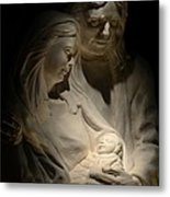 The Reason For The Season Metal Print