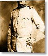 Theodore Roosevelt 1898 Metal Print