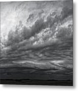 There Is Darkness In My Heart Metal Print