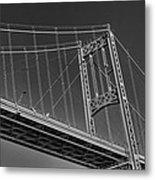 Thousand Islands Bridge Metal Print