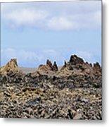 Timanfaya National Park Metal Print