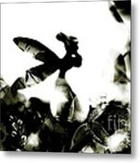 Tinker Bell Metal Print by Jessica Shelton