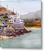 Tinos Metal Print by George Siaba