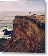 To The Ends Of The Earth Metal Print