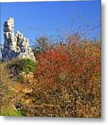 Torcal Natural Park Metal Print