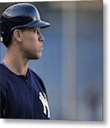 Toronto Blue Jays v New York Yankees Metal Print