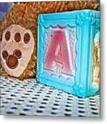 Toy Box Metal Print