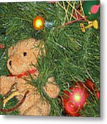 Tree Of Toys Metal Print