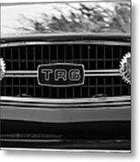 Triumph Tr 6 Grille Emblem Metal Print