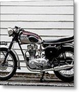 Triumph Trophy Tr6r 1961 Metal Print