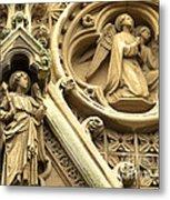 Truro Cathedral Metal Print
