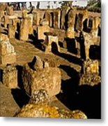 Tunisia. Carthage. Tablets In Tophet - Metal Print